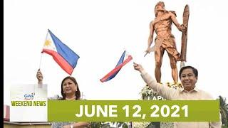 GMA Regional TV Weekend News June 12 2021