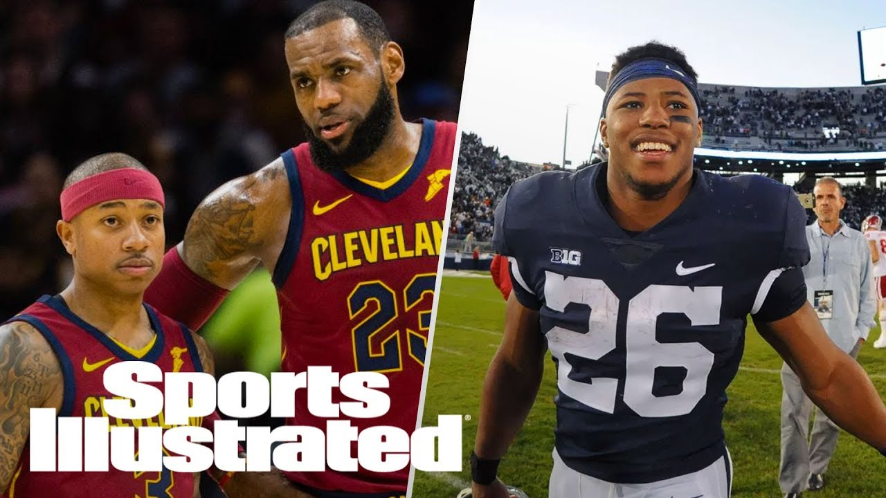 Isaiah Thomas' Return To The Court, Early NFL Draft Discussion   SI NOW   Sports Illustrated