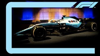 Williams F1 2019 CAR Launch!