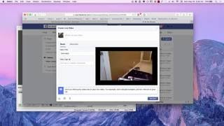 How To Facebook Livestream From PC or MAC
