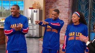 What It's Like to be a Woman in the Harlem Globetrotters