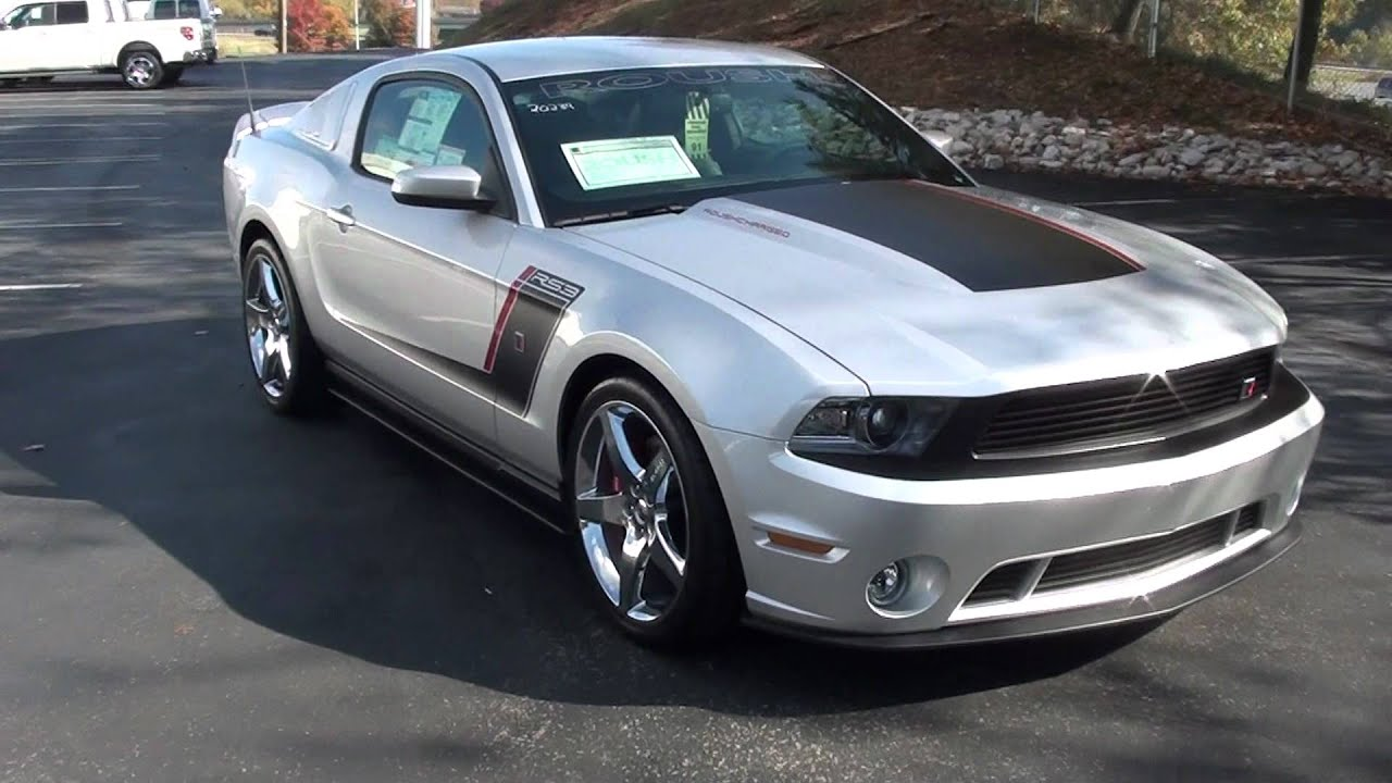 for sale new 2012 ford mustang roush stage 3 stk 20234 youtube. Black Bedroom Furniture Sets. Home Design Ideas