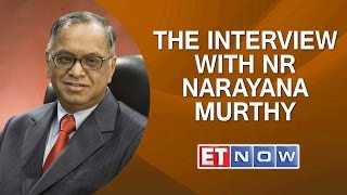 The Interview With NR Narayana Murthy