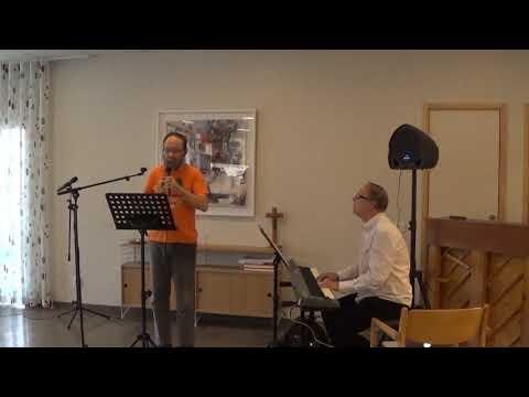 Konsert Örnens äldreboende, Tingsryd med Klas Ove Svensson