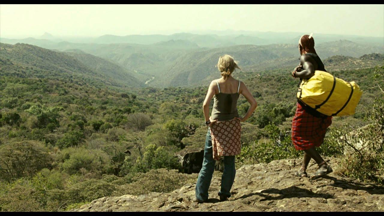 Die weiBe Massai - Trailer