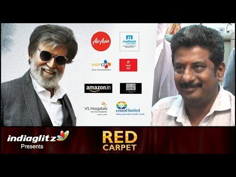 Kabali Producer Reveals The Huge Value of Branding Tie Up | Red Carpet by Sreedhar Pillai