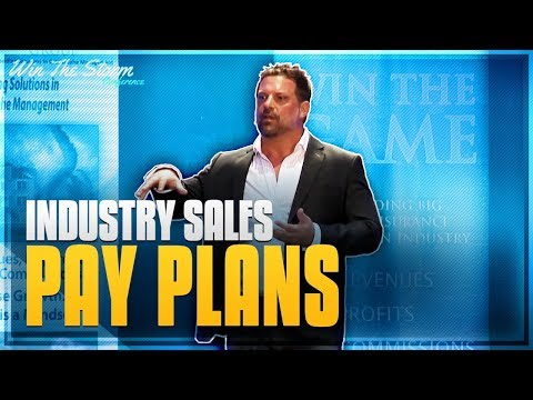Win The Storm Conference - Industry Sales Pay Plans