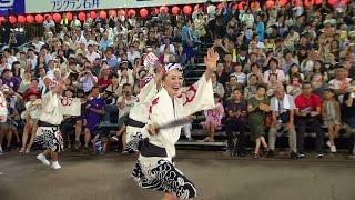 徳島阿波おどり2014~ 撮影日:2014年8月13日 第2部 撮影場所:藍場浜...