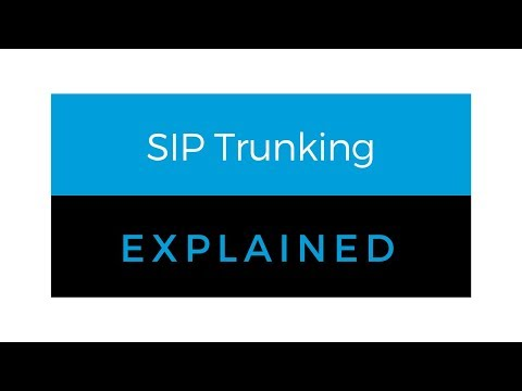 SIP Trunking Made Clear