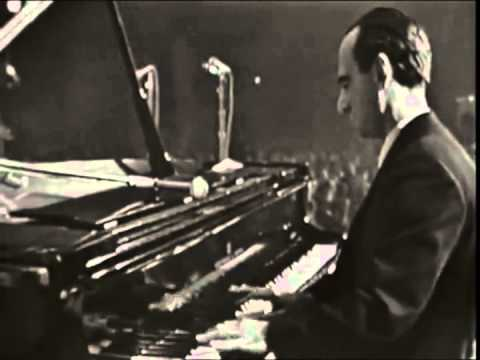 Lennie Tristano - Paris Jazz Festival - 1965