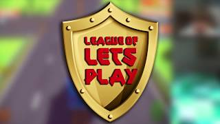 EthanGamerTV plays Blocky Highway | LEAGUE OF LET'S PLAY | Game #withme