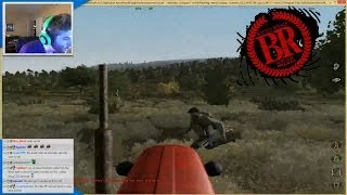 "Funny DayZ Battle Royale Game ""SEXY TRACTOR TIME!"" (DayZ Hunger Games)"