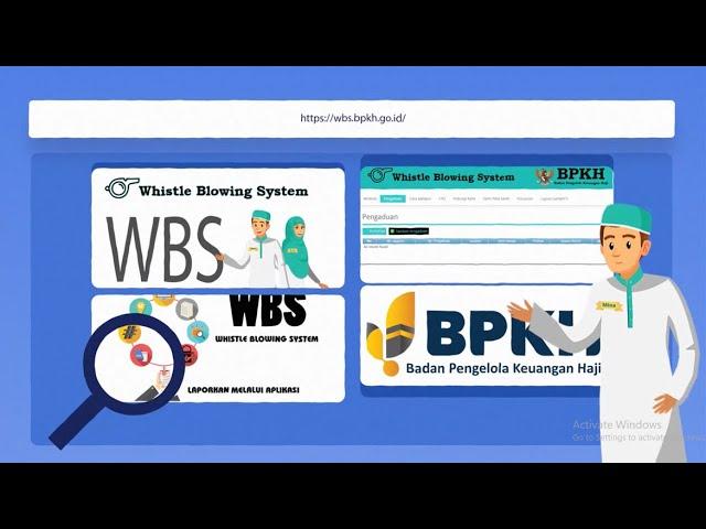 Whistle Blowing System, Sistem Pengaduan BPKH