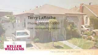 East Los Angeles Investment Home for Sale | Agent Terry LaRoche (562) 907-9900