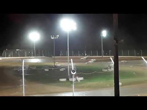 Sharon speedway rush sprint feature 8/25