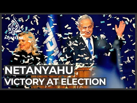 Israel Election: Exit Polls Show Netanyahu Holds Edge Over Rival