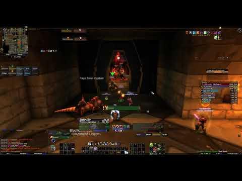 UBRS General Drakkisath - Warlock PoV Skillscore -Pagle