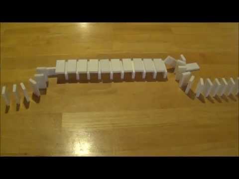 60 Domino TRICKS!