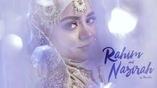 INDIAN MUSLIM WEDDING (Perak, MALAYSIA) : Rahim weds Nazirah //Weddings By NEXT ART
