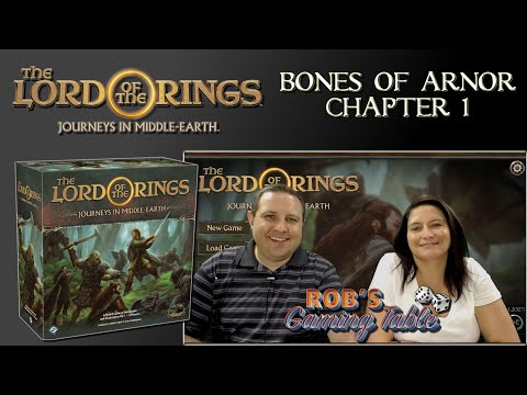 Lord Of The Rings: Journeys In Middle-Earth - Chapter 1