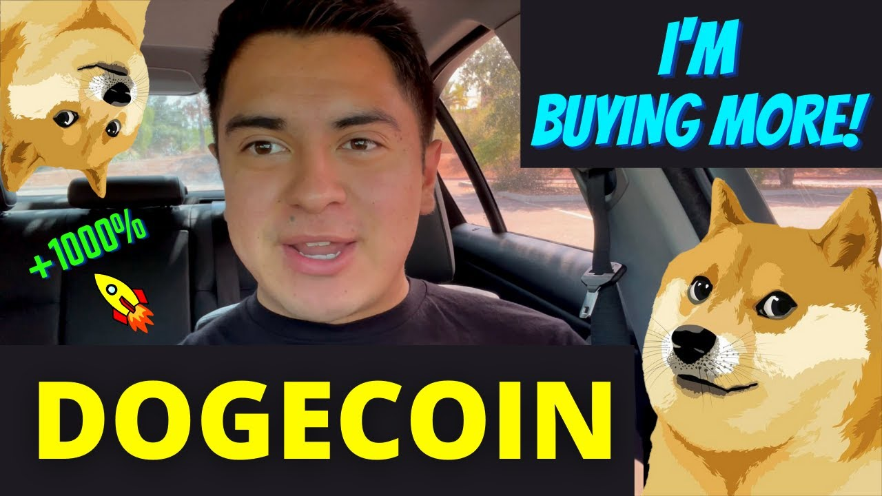 🔥 NEW DOGECOIN UPDATE! BUYING MORE DOGECOIN! *MY BUYING STRATEGY*
