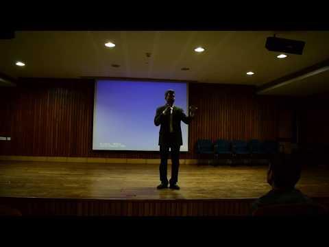 Alumni Talk by Mesa IITG with Nishant Gupta(Director and partner at BCG)