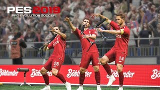 PES 2019 | Demo ► Gameplay Compilation | HD