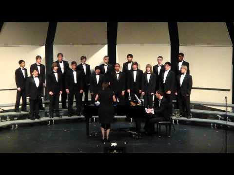 CHS Choir-Tahiti arr. H Jarolde Harris II 5-15-2012
