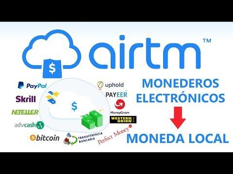 AirTM ➡ Cómo Transferir Dinero De PayPal A Una Cuenta Bancaria [BIEN EXPLICADO]
