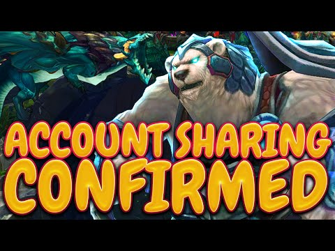 Account Sharing Confirmed Featuring Tyler1 #VN
