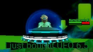 Roblox simulatore alieno parte 6: ho appena comprato UFO 6.5