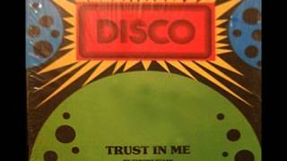Tyrone Evans - Trust In Me & Version