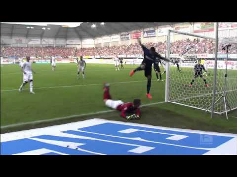 SC Paderborn 07 v Hannover 96 Highlights 2014