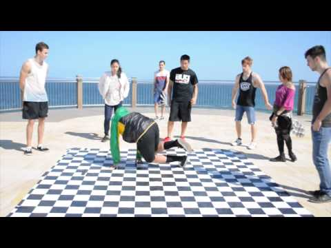 Newcastle Hip-Hop Society B-boys