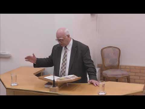 Κήρυγμα Ευαγγελίου - Α' Θεσσαλονικείς 4 : 01 - 13