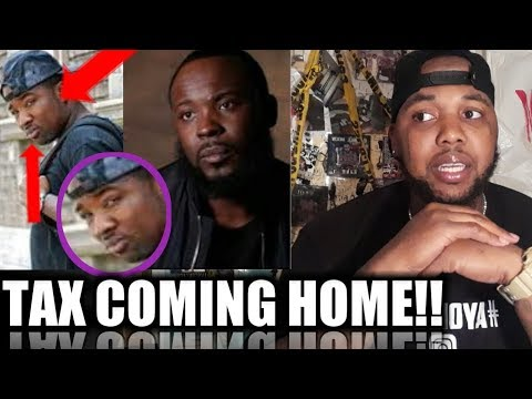 TROY AVE was the AGGRESSOR and Didn't Expect TAXSTONE to Reach for GUN|**Ayo CO-OP**