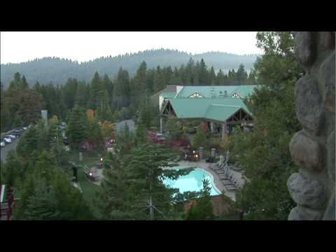 Tenaya Lodge 1-minute Tour