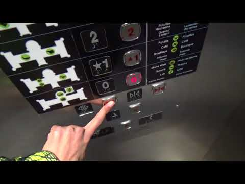 Mogergy 1 elevator at Museum of Nature in Ottawa