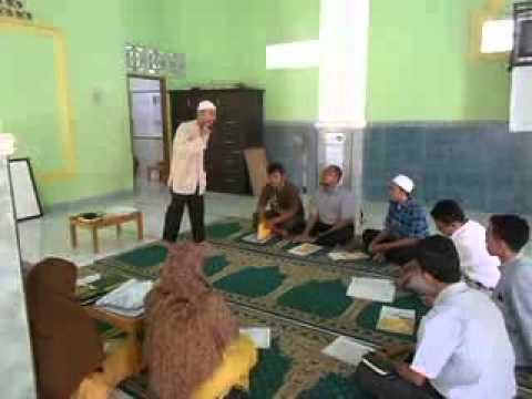 Micro Teaching metode Jigsaw pembelajaran alqur'an (UQ TV)
