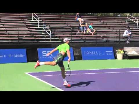 2014 Irving Tennis Classic - Robby Ginepri Highlights and Interview