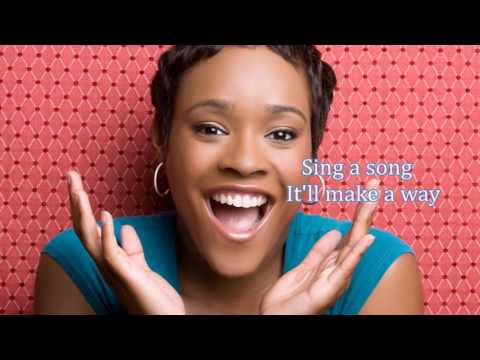 Sing a Song - Earth, Wind and Fire (lyrics) HD