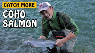 How to Fish: Vedder River Coho Salmon Tips