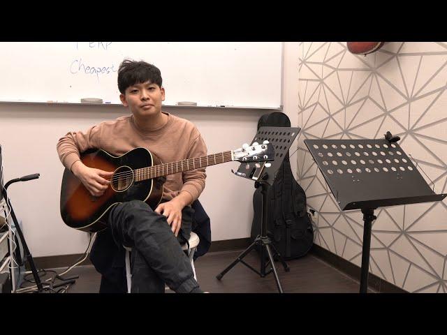 【樂吉他】子恩老師吉他演奏