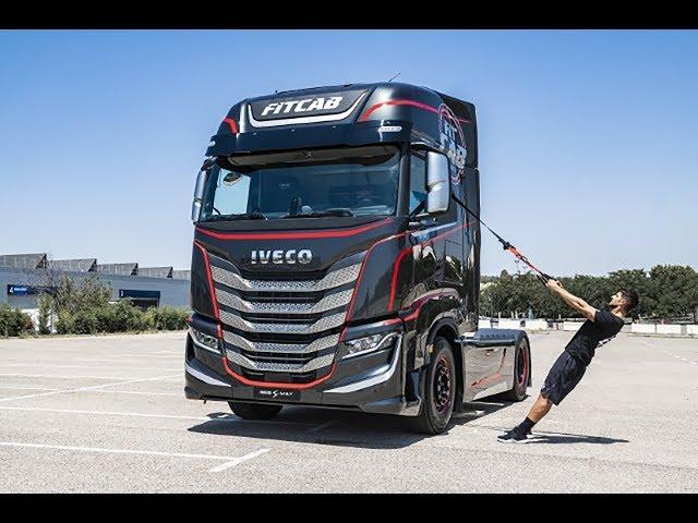 Iveco S Way, Tector + Volvo analisa mercado - MTED
