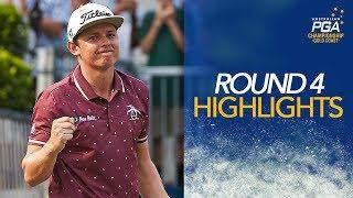 Round 4 Highlights - 2018 Australian PGA Championship