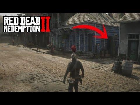 Un gran misterio - Susurros en Saint Denis - Red Dead Redemption 2 - Jeshua Games thumbnail