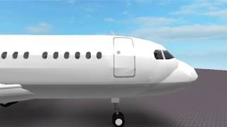 ROBLOX Introducing Model Airbus A319 (FREE)