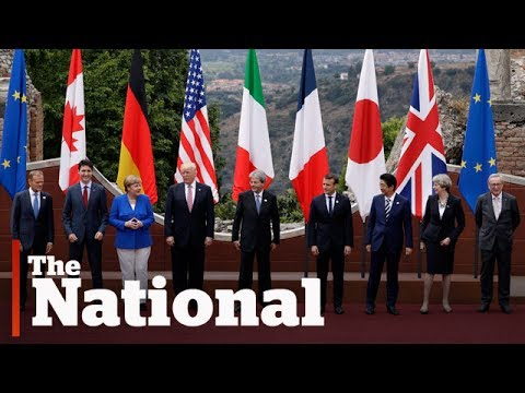 G7 Summit wraps