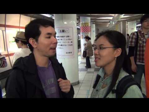 เที่ยวญี่ปุ่น พาเที่ยวเซนได Sendai part 1/2