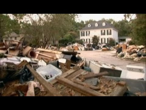 Hurricane Harvey victims still displaced